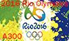 2016 Rio Olympics A300
