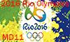 2016 Rio Olympics MD-11