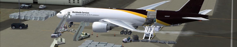 UPS Virtual Air Cargo